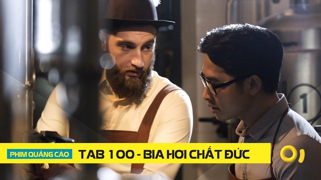 Phim doanh nghiệp Bia TAB 100