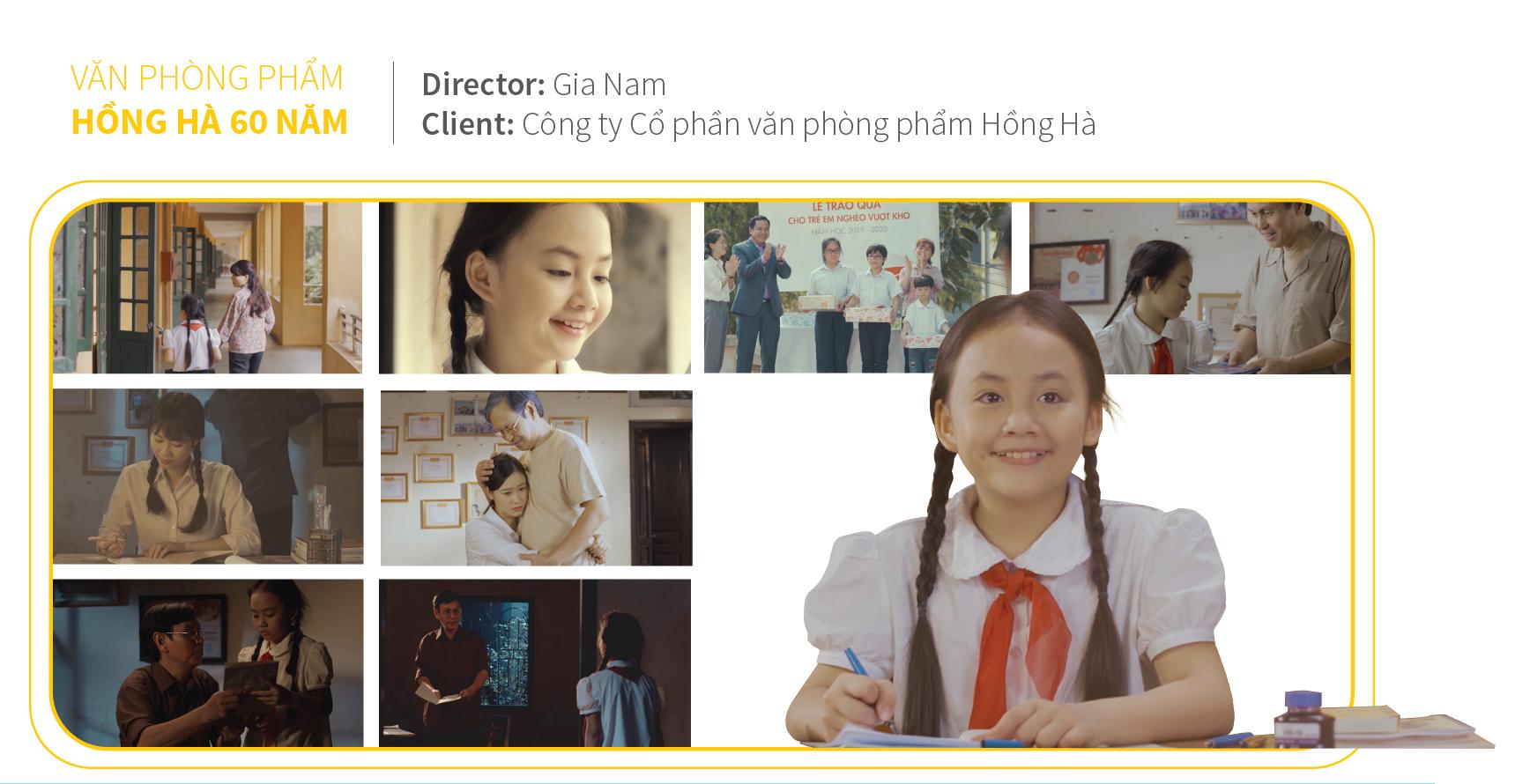 Phim Thương hiệu - Văn phòng phẩm Hồng Hà